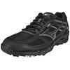 Mizuno Wave Kien 3 G-TX Running Shoes Unisex Black/Black/Dark Shadow